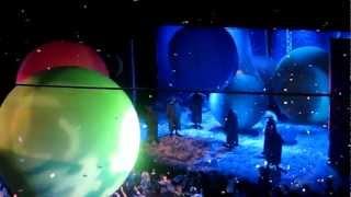 На Снежном Шоу Славы Полунина, 2013