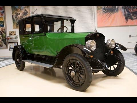 1922 Stanley Steamer - Jay Leno