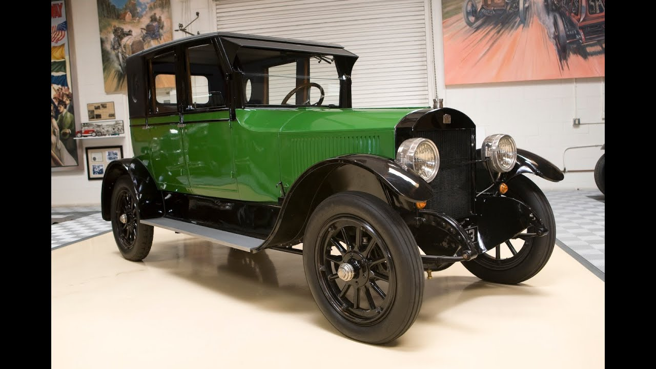 Stanley Steamer Car >> 1922 Stanley Steamer Jay Leno S Garage Youtube
