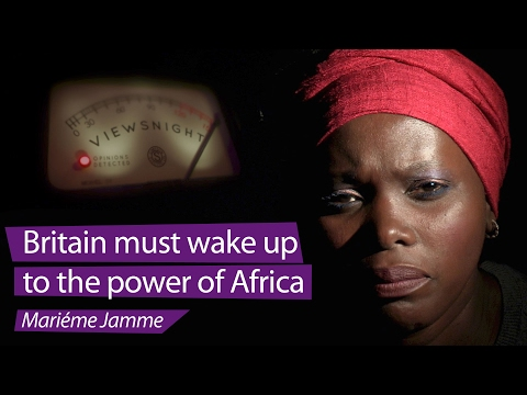 Mariéme Jamme: Britain must wake up to the power of Africa - Viewsnight
