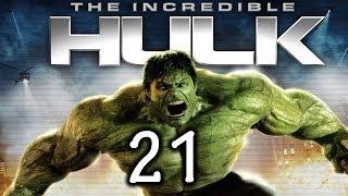 The Incredible Hulk - Gameplay Walkthrough Part 21 - Hulkbuster Battle Again