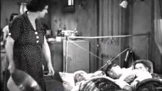 wake up [in Three Stooges - Dizzy Doctors (1937)]