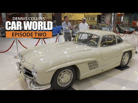 Dennis Collins' Car World Ep. 2: Exclusive Tour Of The SBH Royal Auto Gallery In Abu Dhabi