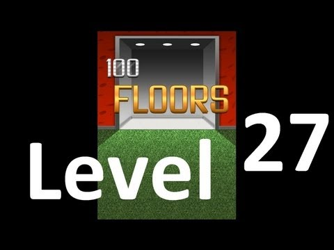 100 Floors Level 27 Home Plan