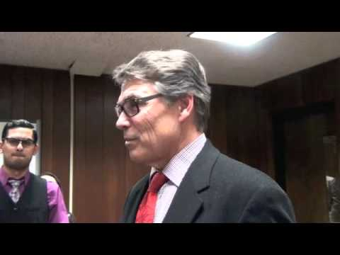 Rick Perry on abortion and gay marriage