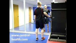 Eccentric Single Leg Calf Raise