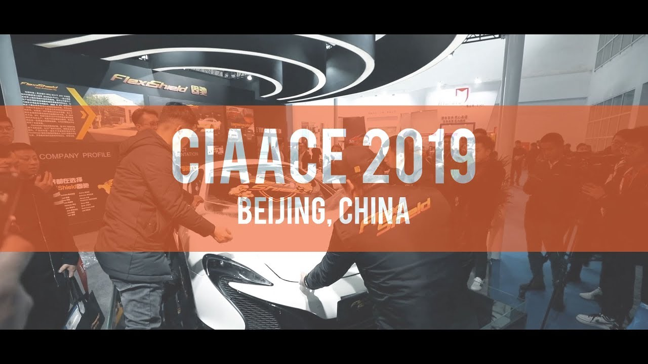 CIAACE Beijing 2020: China Auto Electronics, Accessories