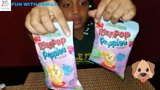 UNBOXING RING POP PUPPIES (SERIES 1 BONUS PACK)