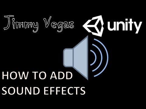 Mini Unity Tutorial  How To Add Sound Effects