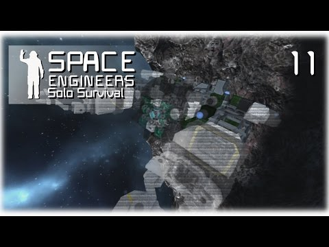 Space Engineers • Solo Survival • 11 • Project