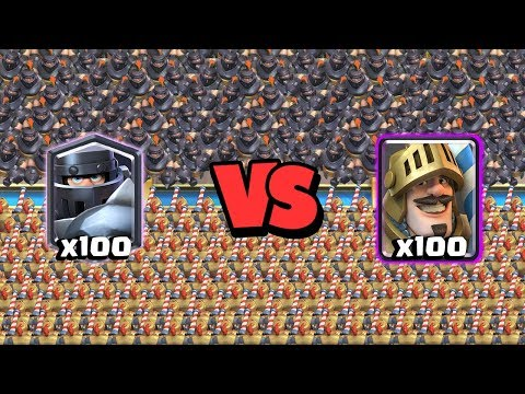 Mega Knight Vs Prince | Clash Royale Super Challenge #6