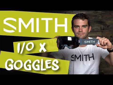 0e159abae1 2018 Smith I OX Goggles - Review - TheHouse.com - YouTube
