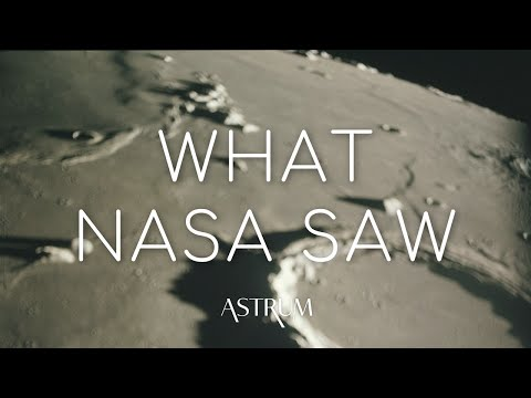 What did NASA's Lunar Orbiter discover over the Moon's most unusual terrain? | LRO 4K