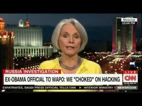 Washington Post CIA captured Putin