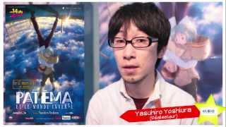 Interview De Yasuhiro Yoshiura - Patéma Et Le Monde Inversé