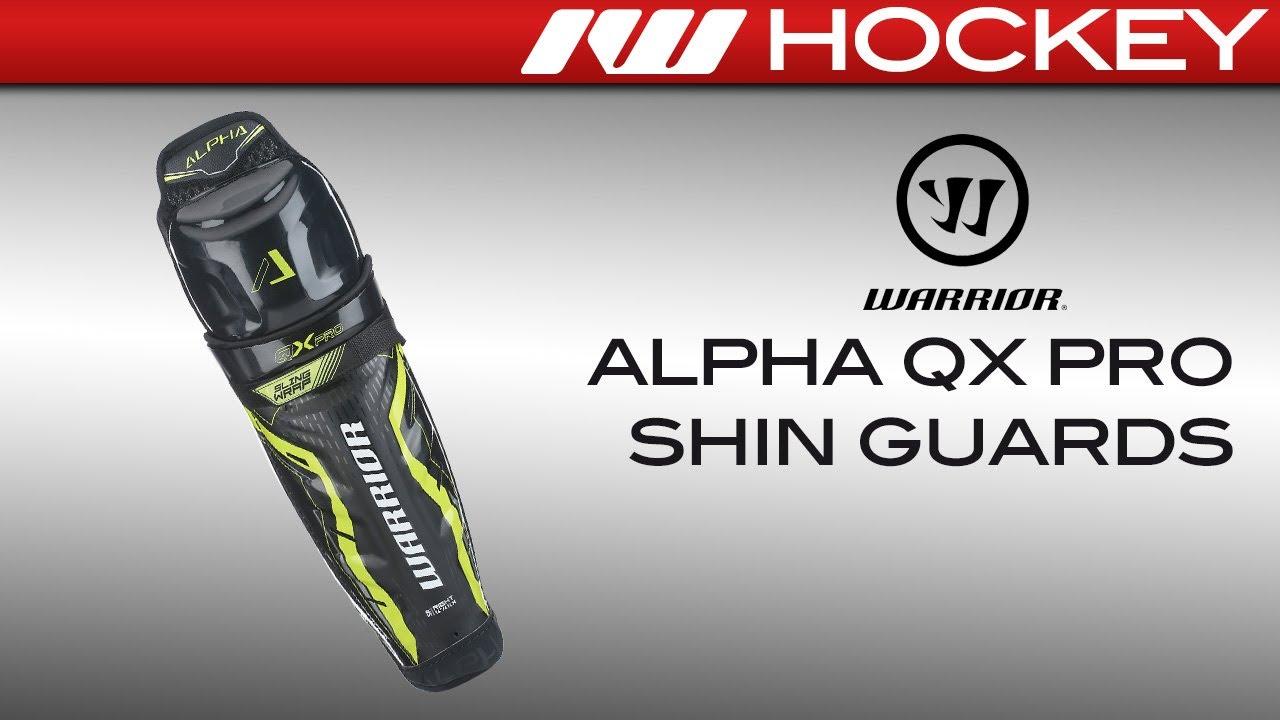 72fd7854c0b Warrior Alpha QX Pro Shin Guard Review - YouTube