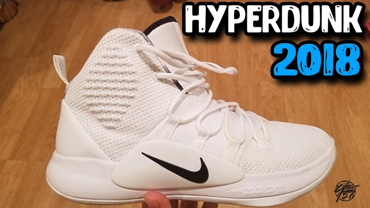 on sale 78cde de68e Nike Hyperdunk 2018 INITIAL Review!