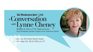 Historian & author Lynne Cheney on her new book (Full Stream 10/26)