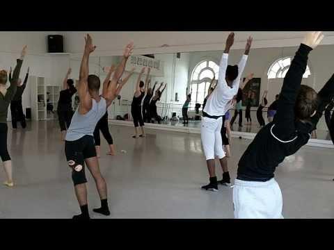 Horton Technique Class with Kat Roman