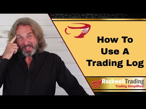Trading Log – Here's why you MUST have it!
