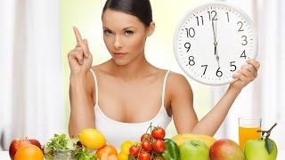 Строгая диета для похудение