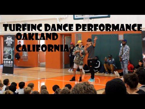 TURFinc | Dance Showcase