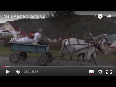 02 - Наш год в Сибири • Our Year in Siberia •  Meie Aasta Siberis