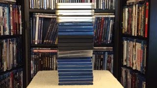 BLU RAY And DVD PICKUPS HAUL - Collection Update! - Some Rare Titles