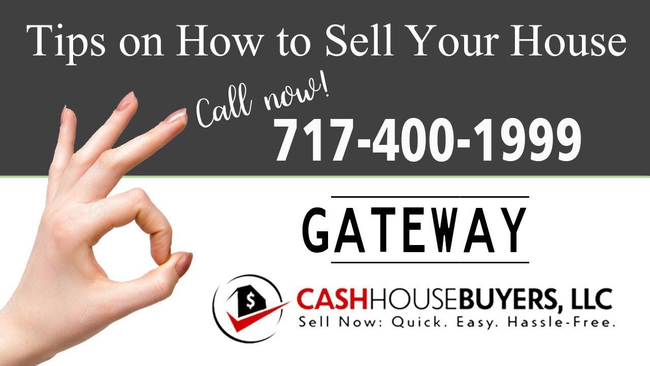 Tips Sell House Fast Gateway Washington DC | Call 7174001999 | We Buy Houses