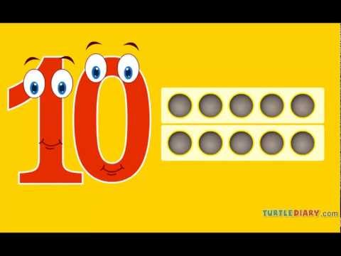 Numbers for Toddlers | Learning Numbers for Kids - YouTube