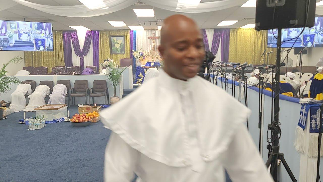 Download Rev. S.B.J. Oshoffa Remembrance/Sunday Service @ C.C.C. Miracle & Peace Parish, Irving,Texas, 🇺🇸 🌎