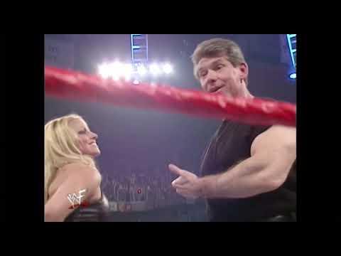 Download WWF Trish Stratus & Vince McMahon vs Stephanie & Regal