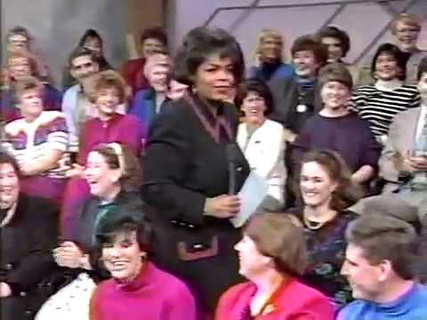 Oprah - Toilet Paper Debate