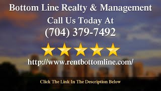 Bottom Line Realty & Management Review Starmount Charlotte NC