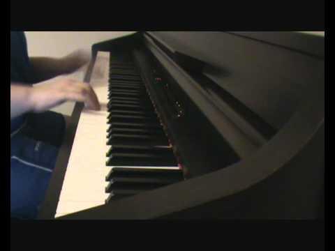 What goes around comes around - Justin Timberlake - piano cover