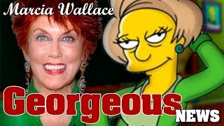 Georgeous News: Homenaje a Marcia Wallace,