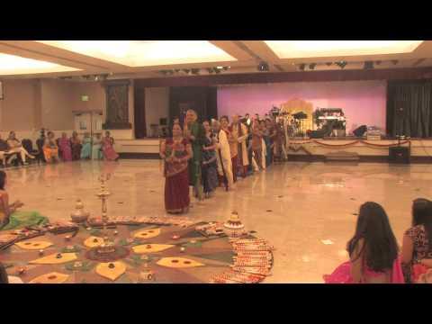 Sameer And Payal's Wedding Parents Dance 2011-10-29