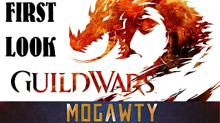 RAWR! Guild Wars 2 Gameplay & Introduction (GW2 F2P MMORPG)