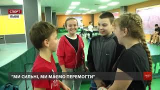 У Львові визначили чемпіонів Шкільної ліги з настільного тенісу