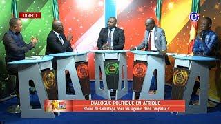 237 LE DÉBAT(DIALOGUE POLITIQUE EN AFRIQUE)DU MERCREDI 11 SEPTEMBRE 2019 - ÉQUINOXE TV
