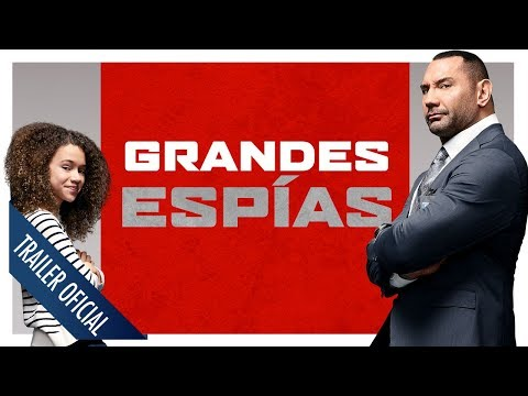 Grandes Espías | Trailer Oficial Latam | HD Doblado