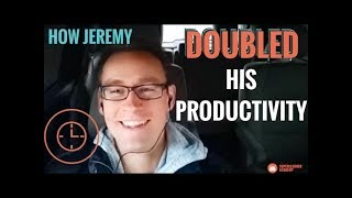 Become A SuperLearner Success Story: How Jeremy Used SuperLearning To Cut 4 Hours Off His Workday