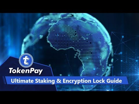 TokenPay l Ultimate Staking & Encryption Lock Guide