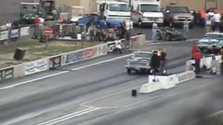 Pinks Armdrop, Bandimere Speedway, Phils 64 A/FX Falcon