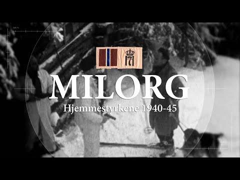 MILORG - Del 1 - Motstanden Vekkes