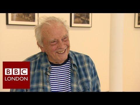 David Bailey Exhibition – BBC London News
