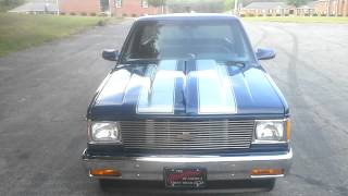 1989 S10 BY DREAMMASTERS THE HOTROD SHOP