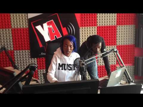 @Gogo Beau on Zimbabwe's #1 regional commercial radio station