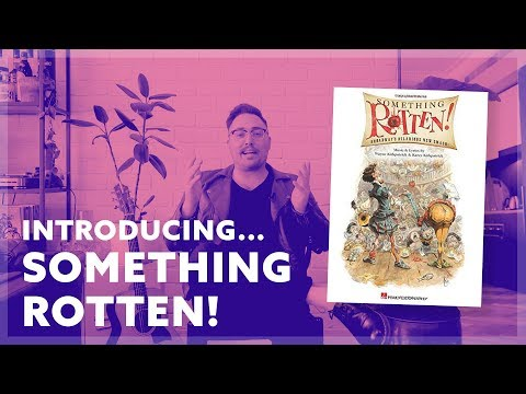 Introducing: Something Rotten!
