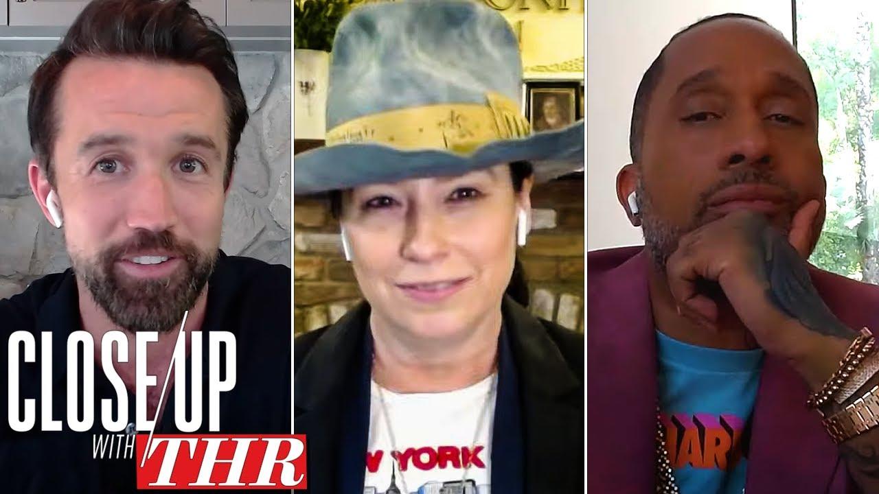 Comedy Showrunners Roundtable: Amy Sherman-Palladino, Kenya Barris, Rob McElhenney | Close Up